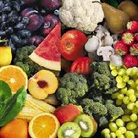 Fresh Fruits, Fresh Vegetables