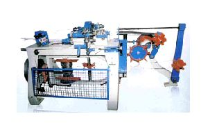 Automatic Barbed Wire Making Machines