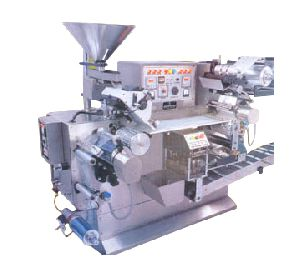 Automatic Blister Packing Machine