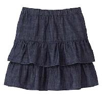 Short Denim Skirts