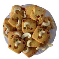 Kaju Fruity Cookies