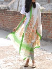 Maheshwari Silk Dupatta