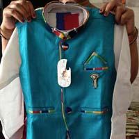 Kids Waistcoat Suit