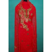 hand embroidered salwar suits