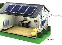 1kW Solar power plants