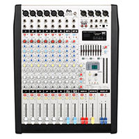 Pro Audio Mixer, Powered Mixer