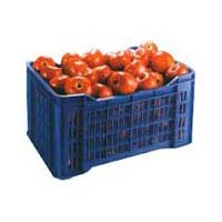 Plastic Fruit & Vegetable Crates