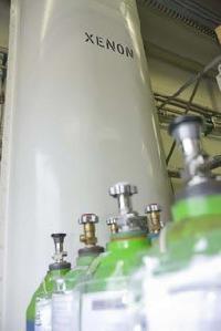 Xenon Gas Cylinder