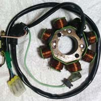 Coil Plate Assembly Bajaj Pulsar 150/180 (ug4)