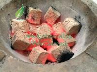 Non Toxic Coconut Shell Charcoal Briquettes