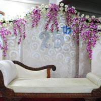 Stage flower decoration services in guwahatistage flower decoration stage decoration services junglespirit Choice Image