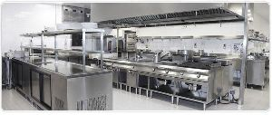 Stainless Kitchen Equipment