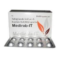 Rabeprazole Sodium & Itopride HCL Capsules