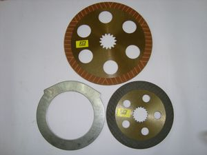 Oil Immersed Brakes Plates