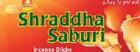 Shraddha saburi Incense Stick