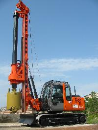 Drilling & Piling Rigs