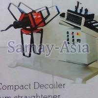 Uncoiler with Coil Straightener