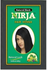 Nirja Natural Hair Color