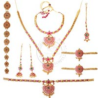 Bridal Jewelry Sets in Tamil Nadu Manufacturers and Suppliers India