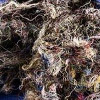 Cotton Color Thread Waste
