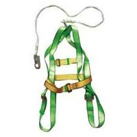 Green Spring Hook Safety Belt
