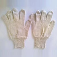 Open Lock Knitted Hand Gloves
