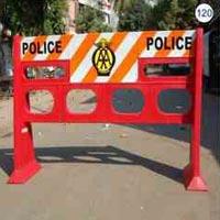 Plastic Road Barricades