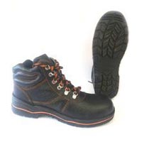 Polo High Ankle Mens Safety Shoes