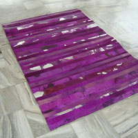 Leather Rugs
