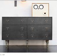 Leather Dresser