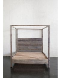 Mills Canopy Bed