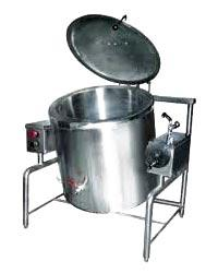 Stainless Steel Bulk Cooker
