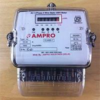 3 Phase Anti Tamper Static Kwh Meter