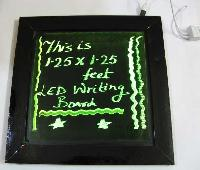 Led Writing Board For Advertising, Learning And Education (1.25 X 1.25 Feet)
