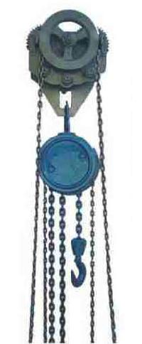 Hand Operated Chain Pulley Block