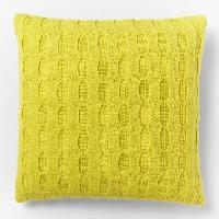 Knitted Cloth Pillow Cover