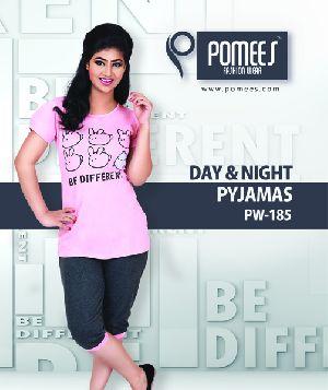 Ladies Pajama , Pw-185