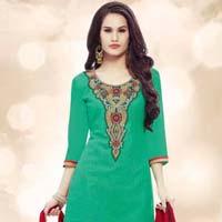 Banarasi Jacquard Beautiful Salwar Suit