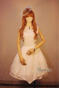 Mousita -full Cotton Vintage Gothic Lolita
