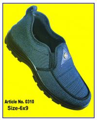 Pu Gents Casual Shoes