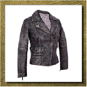 Women's Leather Garments