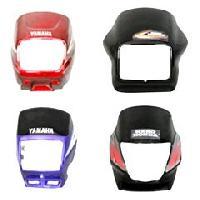 Head Light Visors  Masks