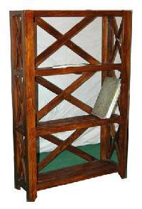 Pc - 17 Wooden Bookshelves