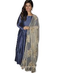 Nimrat Kaur Embroidered Anarkali Suit