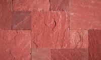 Red Sandstone Tile