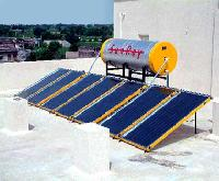 Solar Water Heating System(1000 LPD FPC)