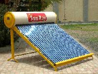 Solar Water Heating System(200 LPD ETC)