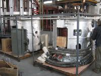 copper melting machine