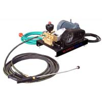 Car Washer Direct & Belt Driven