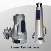 Journal Ratchet Screw Jack
